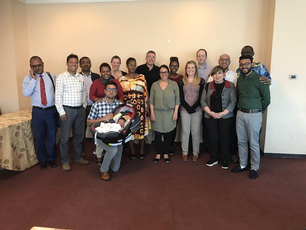 Human and Health Sciences help create international Basic Burn Care programme in Ethiopia