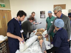 clinical role play