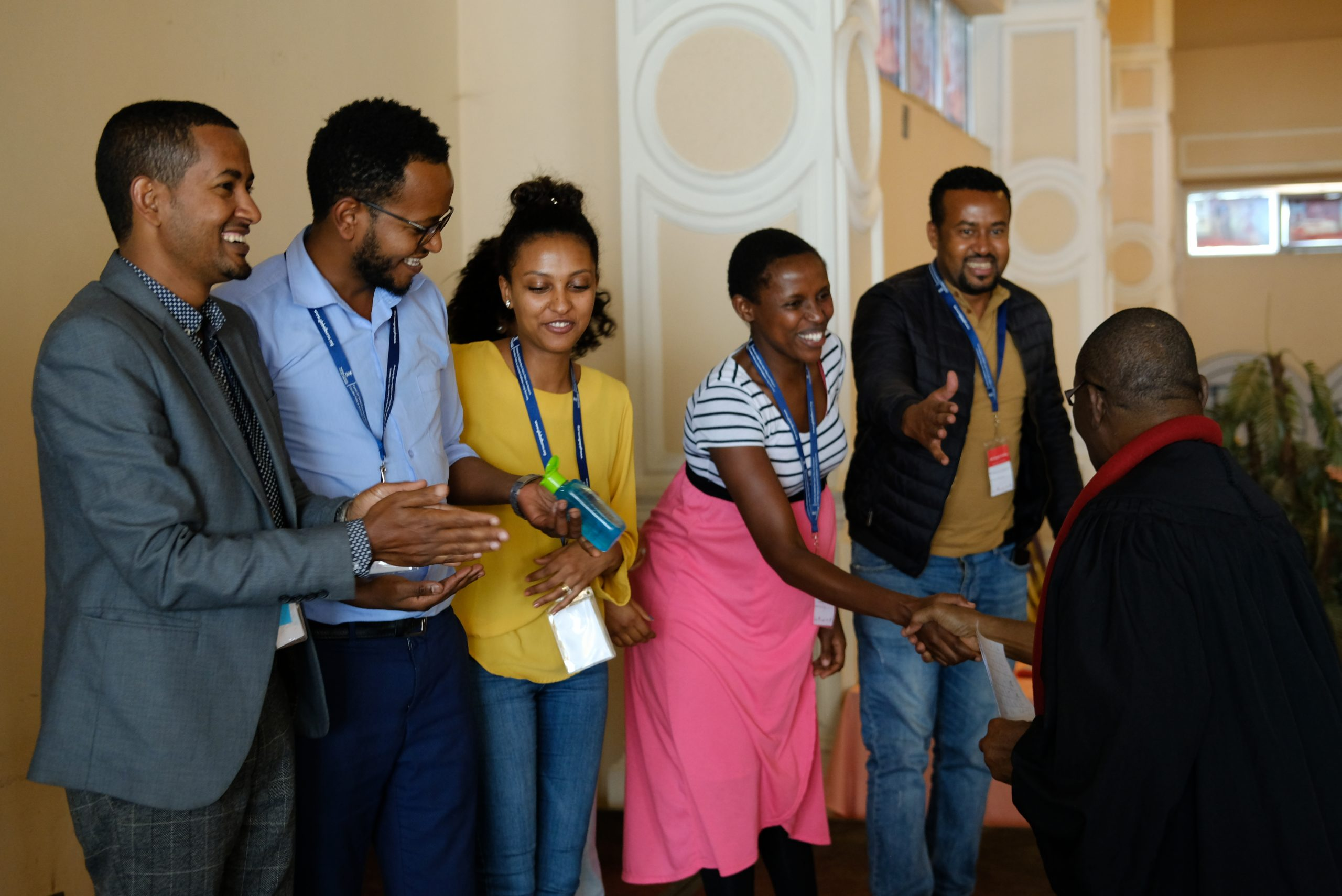 Advanced Burn Care Training in Ethiopia is a huge success